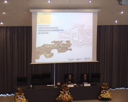 Edición de A Coruña - Luís Míguez Macho, profesor titular da Universidade de Santiago de Compostela - Novas Xornadas sobre A Reforma da Lei de Ordenación Urbanística de Galicia
